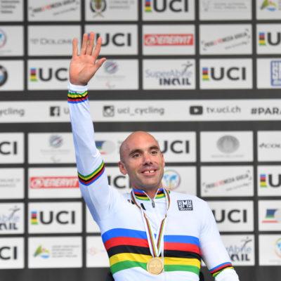 2018 Para-Cycling Road World Championships