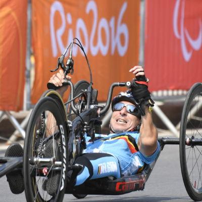 Cyclisme - Christophe Hindricq