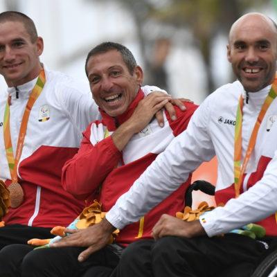 RIO 2016 PARALYMPICS FRIDAY
