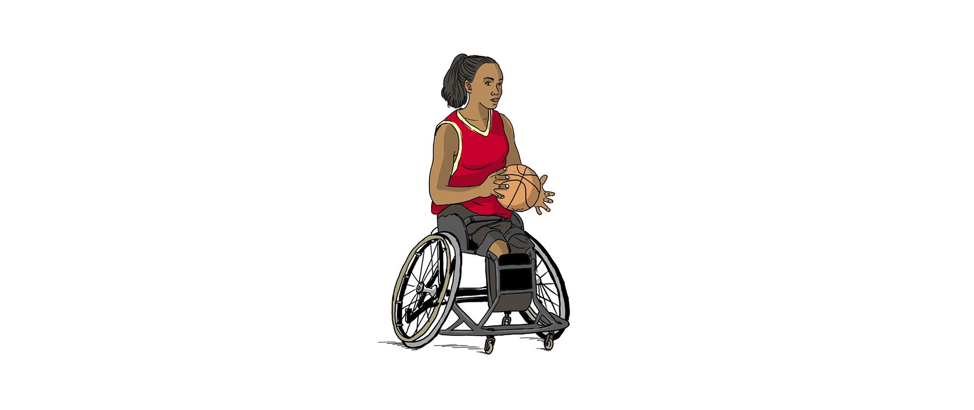 site de rencontre pour personne en chaise roulante