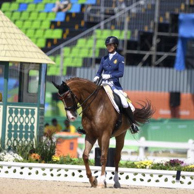 Equitation Michèle George Rio