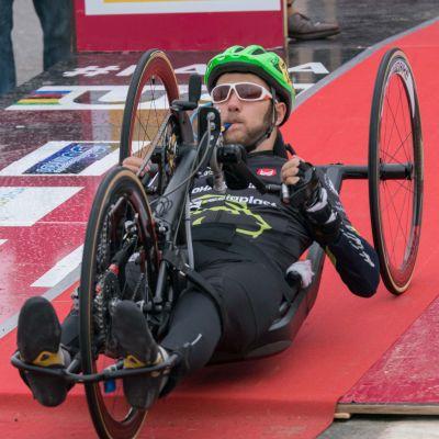 Cyclisme Maxime Hordies