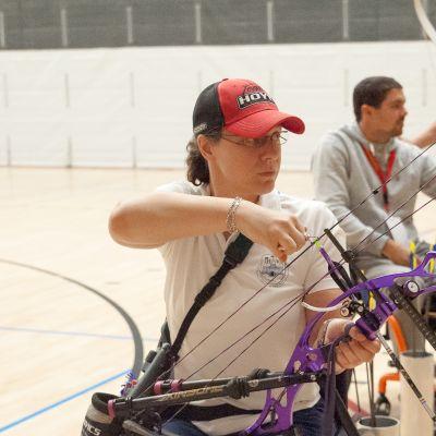 sportif Chrystelle Cimetta