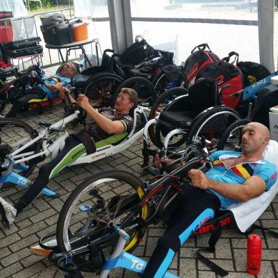 cyclisme coupe du monde Emmen
