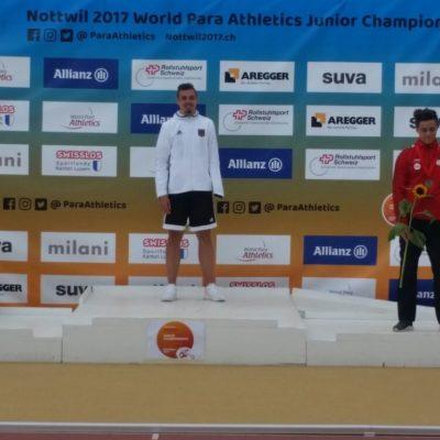 Athlétisme Simon Clinquart