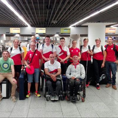 cyclisme delegation Championnats du monde