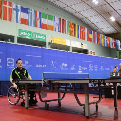 Tennis table Lasko 2017668