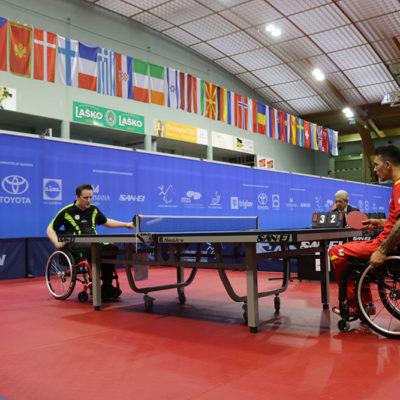Tennis table Lasko 2017669