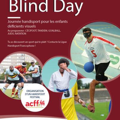 Affiche Blind Day 2019