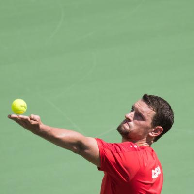 Tennis Joachim à Rio
