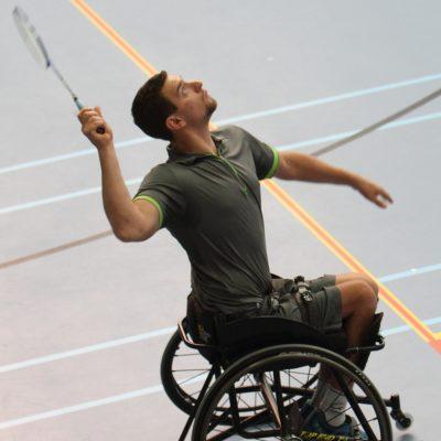 Photo de badminton