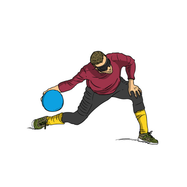 Dessins - goalball