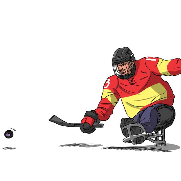 Dessins - hockey
