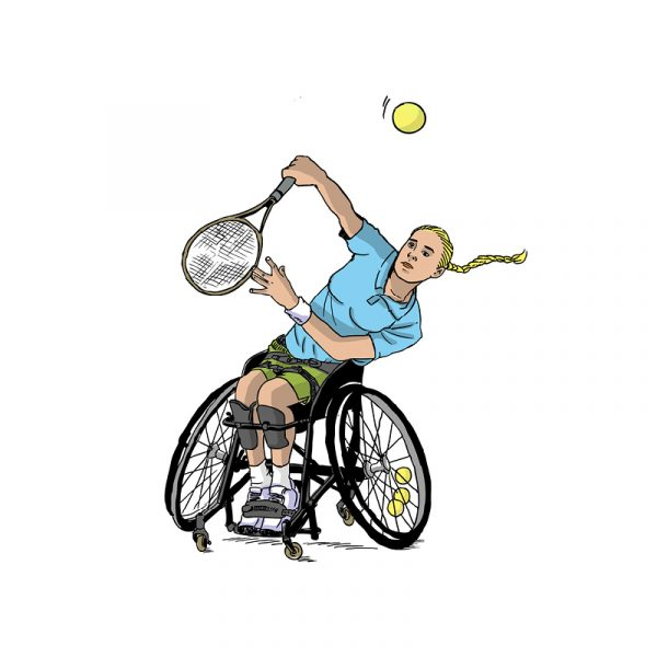 Dessins - tennis