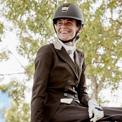 Barbara Minneci equitation