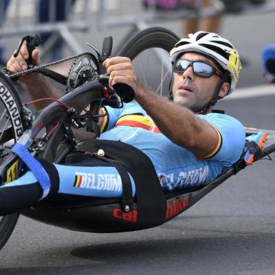 Cyclisme Jean-François Deberg