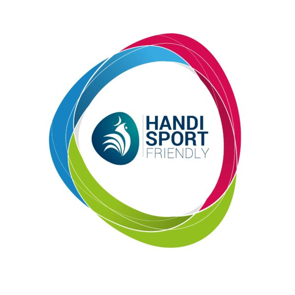 logo handisport friendly