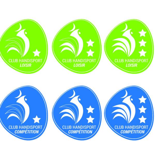 Logos labels (6)