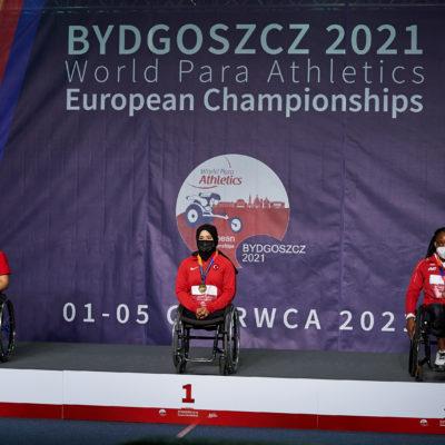 2021.06.01 World Para Athletics European Championships Bydgoszcz 2021Adrian Stykowski