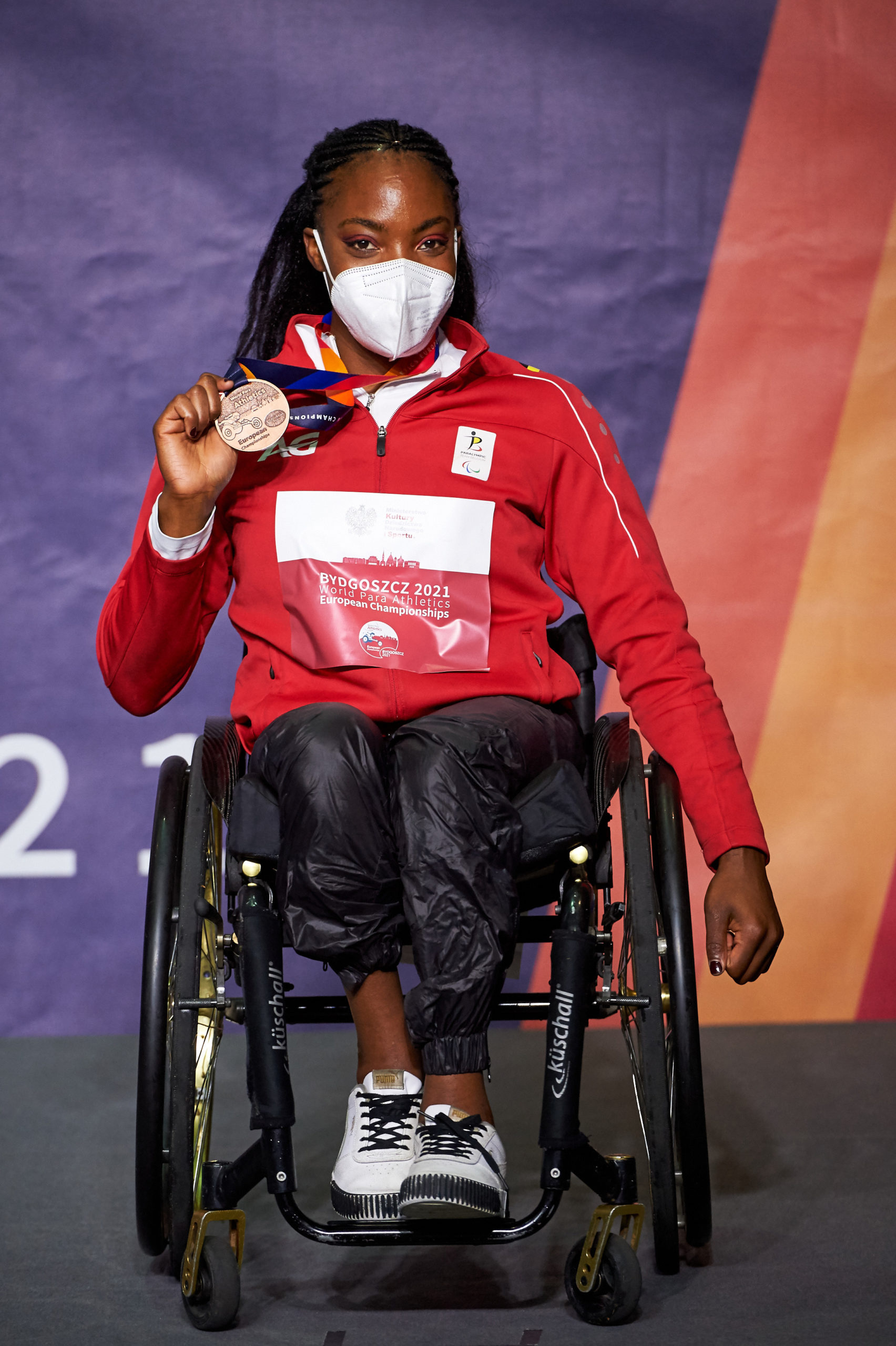 Medaille Paralympics 2021